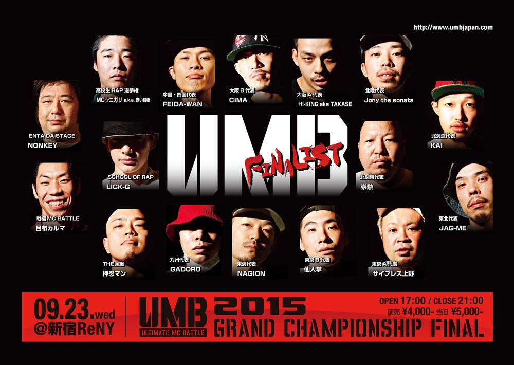 UMB 2015